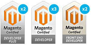 certified front end magento developers