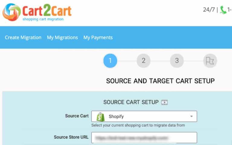 Cart2Cart Setup