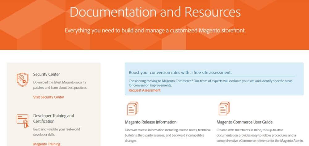 Magento Documentation and Resources
