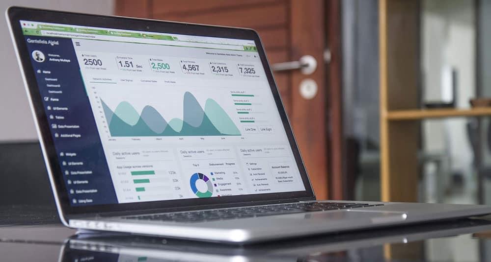 Sales and revenue analytics